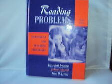 READING PROBLEMS:ASSESSMENT &TEACHING STRATEGIES 5TH ED