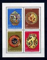 HUNGARY - 1968. Stamp Day S/S - MNH