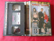 VHS Animal Trainer #14 de et avec Rocco Siffredi - Adult movie (2003)