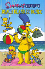 SIMPSONS COMICS BEACH BLANKET BONGO - TITAN 2007 - GRAPHIC NOVEL - LOVELY Con
