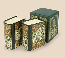 Miniaturbuch Minibuch:  Daniel Defoe, Robinson Crusoe