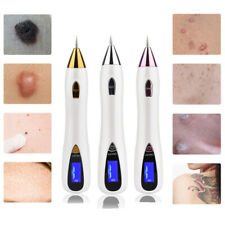 Láser de uso fácil extracción pecas del mole Pluma +5 Aguja verruga Etiqueta Mancha Oscura 3 Colores