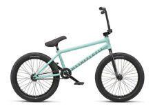 WE THE PEOPLE 2019 BATTLESHIP 20.75 MATTE MINT GREEN RHD COMPLETE BMX BIKE