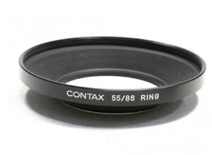 Contax 55/86 55 86  Ring **EXCELLENT+** Condition