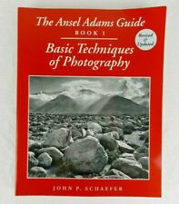The Ansel Adams Guide Book 1 Basics Techniques of Photography