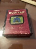River Raid for Atari 2600 by Activision - Game only - Tested and working