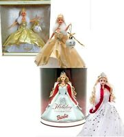 SPECIAL EDITION Celebration 2000 AND 2001 Barbie Doll Lot BRAND NEW