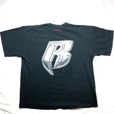 Ruff Ryders Hangover 2 T shirt 2XL Biker Rap DMX