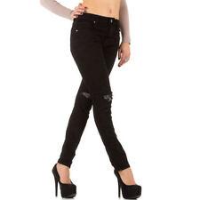 Markenlose Normalgröße klassische Damen-Jeans