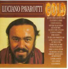 Luciano Pavarotti. Gold (2000) CD NUOVO La donna é mobile. Kyrie Eleison. Lucia