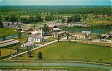 Morrisburg Ontario~Christ Church~Cook's Tavern~Crysler Store~Willard Hotel~1960