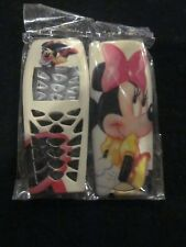 NOKIA 3585 CELL PHONE MINNIE MOUSE COVER BRAND NEW