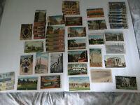 Mixed Lot of Vintage Linen Postcards Tennessee Texas Nebraska