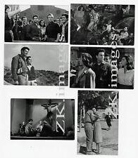 LE CHRIST INTERDIT 6 Photos MALAPARTE IL CRISTO PROIBITO Film Toscane 1951