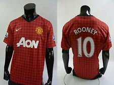 2012-13 nike Manchester United Home Shirt ROONEY 10 SIZE XL (adults)