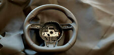Steering Wheel Audi S3 A3 8V S4 A4 B8 facelift Flat Bottom S-line THICK