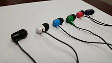 Skullcandy JIB In-Ear Earbud Stereo Headphones Black, Pink, Blue, White, Green!!