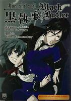 Anime DVD Black Butler Kuroshitsuji Complete Season 1-3 + 9 OVAs English Dub L6