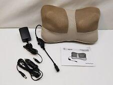 Prospera Kneading Massage Cushion Pl015 Home or Car