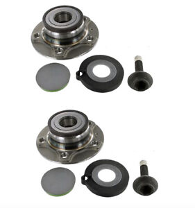 Optimal Rear Left and Right Wheel Bearing Kit 102302 fits AUDI A5 F5A