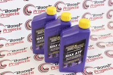 Royal Purple MAX ATF Synthetic Automatic Trans Fluid , 3-Quarts 01320