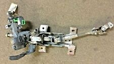 2001 HONDA CIVIC STEERING COLUMN W/ KEY ASSEMBLY OEM