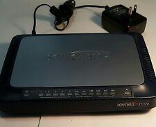 SonicWall TZ 170 10 Node VPN Firewall Network Security Appliance  APL11-029