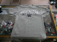 Washington Huskies Adult Russell Athletic Short Sleeve Shirt Size Small #7961