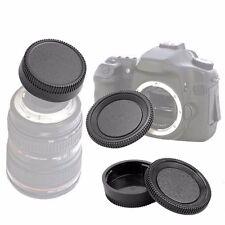 1 Set Body Cap and Lens Rear Cap Set for Nikon F Mount SLR DSLR Camera AU
