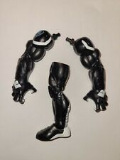 Marvel Legends space venom baf parts incomplete right and left arms right leg
