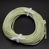 100FT/30M Fly Main Float Fishing Line 3/4/5/6/7/8# Weight-forward Fly Loop Lines