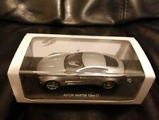 Spark PD04311022 Aston Martin One 77 Argent L/édition 300 scellé en cas