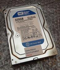 320gb Western Digital WD Caviar Blue WD 3200 AAKS - 00l9a0 SATA 16mb Hard Disc Drive