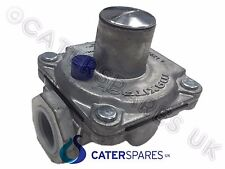 """COMMERCIAL CATERING EQUIPMENT APPLIANCE GAS GOVERNOR REGULATOR VALVE NG NAT 1/2"""""""