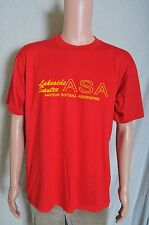 VTG 1992 Lakeside Santee ASA softball The Springs Fast Pitch Nationals T shirt L