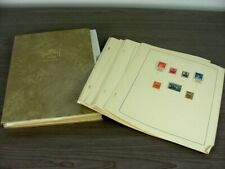 GERMANY & AREA, 100s of Stamps in a battered stock book & hinged on pages/ stock