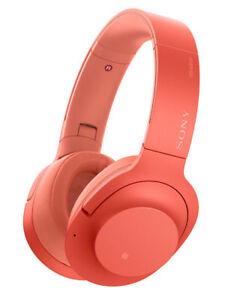 Sony h.ear on 2 Wireless WH-H900N Twilight Red Kopfbügel Headset