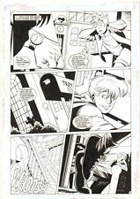 The Fly #16 p.2 - Jason Troy Around - 1992 art by Mike Parobeck