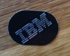 IBM Model M Industrial Black Replacement Oval Badge