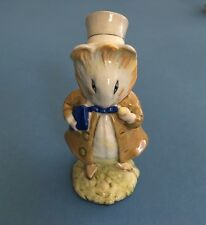Vintage Beswick Brown Backstamp BP-3b Beatrix Potter AMIABLE GUINEA PIG Figurine