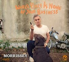 Morrissey - World Peace Is None Of Your Business - Morrissey CD MMVG The Fast