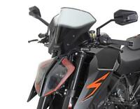 MRA Motorcycle Windshield For KTM 1290 Super Duke R | Racing Screen - Smoke Grey
