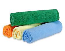 Super absorbent Cleaning Cloth MicroFiber Car / Bike / Desk / Kitchen (Set of 4)