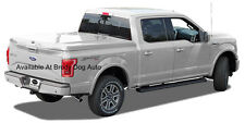 FORD F150/250/350 Fiberglass Hard Tonneau Bed Covers PAINTED 1997-2017 Legacy