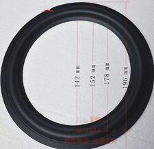 """1pcs 8""""inch 178C Speaker Rubber edge Speaker Surround Home Audio repair parts"""