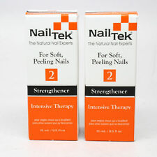 Nail Tek II Intensive Therapy Strengthener  Soft Peeling Nails 0.5 oz 2 pc