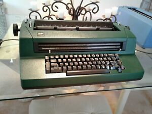 IBM Selectric III typewriter. Reconditioned to new condition.