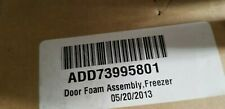 ADD73995801New OEM LG Refrigerator Freezer Door Assembly ADC57728001