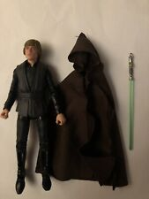"Star Wars Black Series 6"" action Figure: Luke Skywalker Jedi Knight ROTJ (loose)"