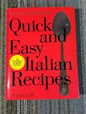 The Silver Spoon Quick and Easy Italian Recipes by Silver Spoon Kitchen Staff an